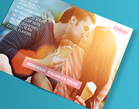 Delizia - Italian Homemade Ice Cream Brochure - Vol.2