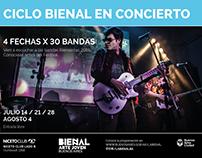 Bienal 2015 - Bienal en Concierto
