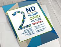 Cinemark Second Floor Open House Invitation