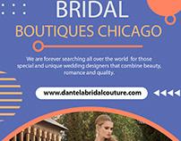 Bridal Boutiques Chicago