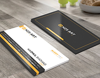 Corporate Clean Business Card