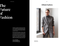 The Future of Fashion, Oak Street Magazine