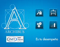 Motion graphics: Archibus with IMT Square