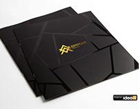 Company profile cover Design by: idea-ho.com