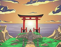 Le Japon en illustrations