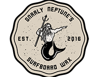 Gnarly Neptune's Surfwax
