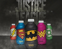SuperHero Water Bottle & KV