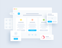 UX Pages. Prototyping system