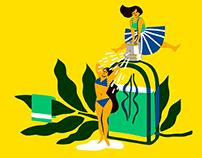 L'Occitane en Provence Calendar