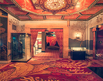 Inside TLC Chinese Theatre