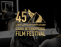 Cairo international film festival | Branding and prints