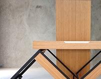 Tremat Desk-sarmable
