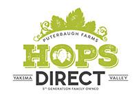 Hops Direct Branding 2018
