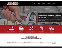 Web site Institucional GelCar