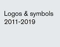 Logos & symbols 2011-2019