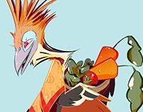 Birds Domestic