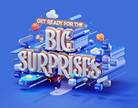 Big Surprises - 20 LEVELS