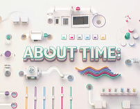 About Time Creative Showreel 2016