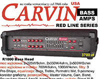 Carvin Guitar Amps