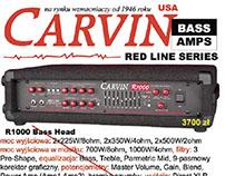Carvin Guitar Amps