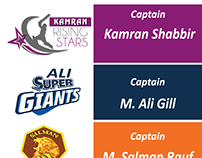 Nazimabad Warriors Super League Teams Logo