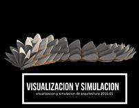 2016-1 / Visualización y Simulación / Modelos