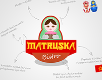 Matrushka Bistro Logo
