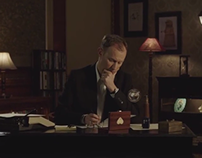 Doctor Who FX India promo featuring Mark Gatiss