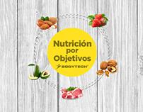Nutrición por Objetivos