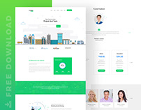 Free Agency Landing Page