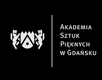 Animated logo: Academy of Fine Arts in Gdańsk