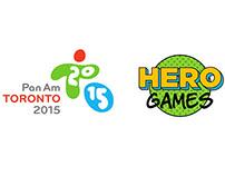 Hero Games [PanAm Games concept]
