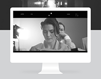 Moviemy - movie studio web portfolio