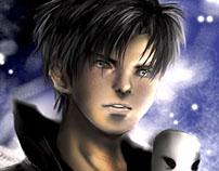 Scar The Grim Reaper Digital Painting