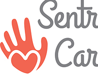 Sentry Cares Logo