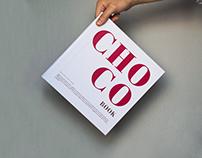 editorial design | choco book