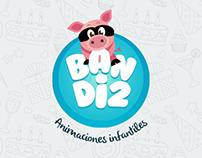 Bandidos / Re-stying general / 2016