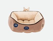 COCOONING™ PREMIUM PET CARE. Global Branding.