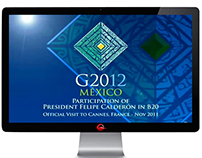 G20 Site and Video material