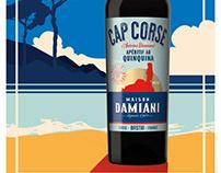 Maison Damiani, Apéritif Cap Corse