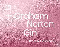 Graham Norton's Own GiN