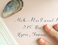 Calligraphy, Lettering and Invitations