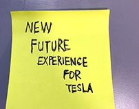Future driving experience for Tesla