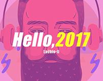 Hello,2017