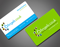 6Angels = Business Card