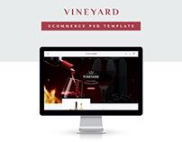 WineYard (Web design)