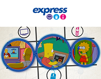 Express Arg - Canvas fbk
