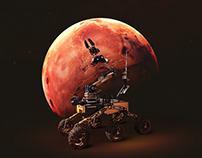 Raptors - Mars Rover App