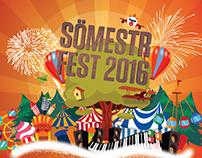 Sömestr Fest 2016 Brand