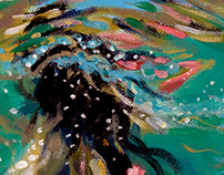 Ocean Paintings 2013